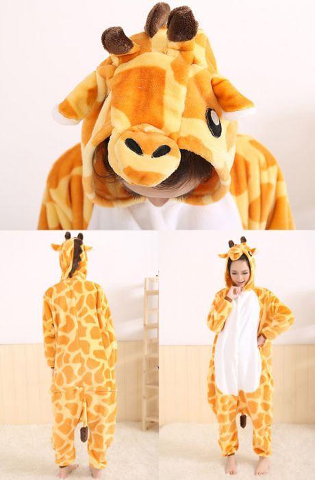 Костюмы и пижамы зверей Кигуруми. Для сноуборда f68f52429b882