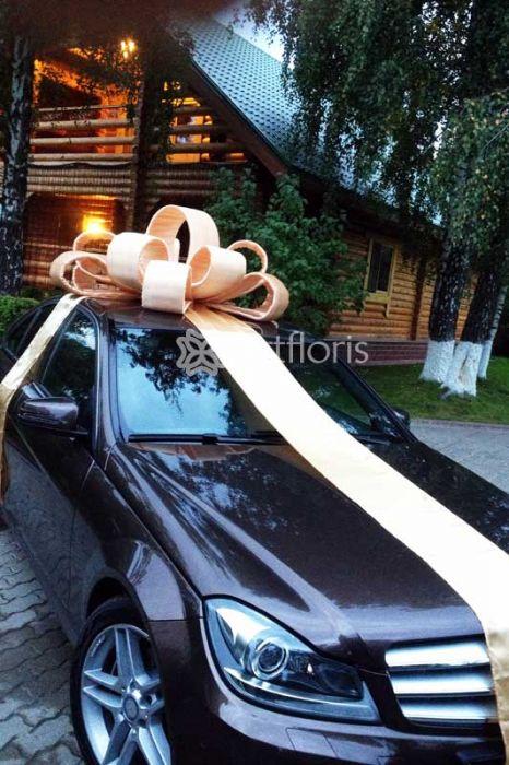 6bd9c66b1417 Подарочные банты для машины, купить большой бант на машину ...