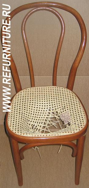 Ремонт плетеной мебели и мебели из ротанга
