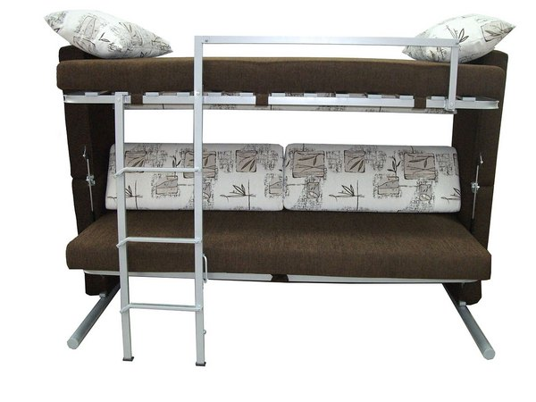 многофункциональная мебель трансформер столы диваны и двухъярусные